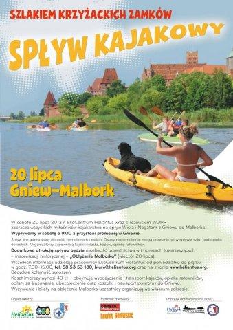Wstęga Kociewia - styles large public zdjecia plakat splyw 2013