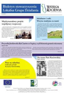 Wstęga Kociewia - 02 Biuletyn LGD Wstega Kociewia nr2 czerwiec 2017