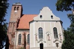 Wstęga Kociewia - sanktuarium piaseczno