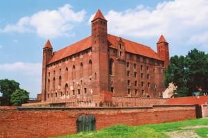 Wstęga Kociewia - zamek wgniewie