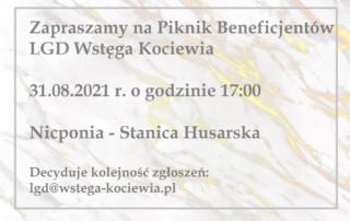 Wstęga Kociewia - piknik www